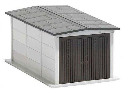 Busch 1:87 Garage HO bouwpakket