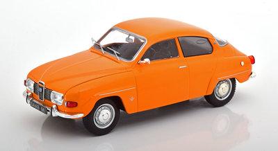 Whitebox 1:24 Saab 96 V4 1970 oranje