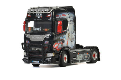 WSI 1:50 Scania S Highline CS20H 4x2 Transports Nerdeux France