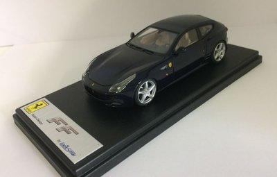Looksmart 1:43 Ferrari FF Blu America