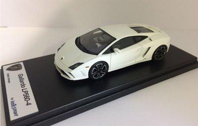 Looksmart 1:43 Lamborghini Gallardo LP560-4 Parijs Motorshow 2012 Monocerus White