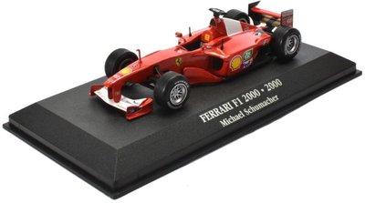 Atlas 1:43 Ferrari F1 2000 - 2000 Michael Schumacher