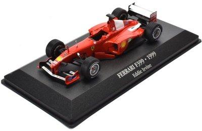 Atlas 1:43 Ferrari F399 Eddie Irvine 1999