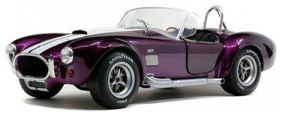 Solido 1:18 AC Cobra 427 MK II Cabriolet paars