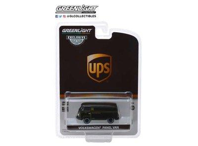 Greenlight 1:64 Volkswagen Type 2 Panel van United Parcel Service UPS Hobby Exclusive