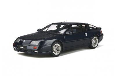 Otto Mobile 1:18 Alpine GTA Le Mans vert scarabée 592 oplage 999 stuks