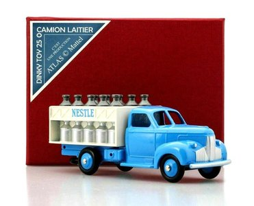 Dinky Toys 1:43 Studebakker Pick-up Melk Nestle 1949, Edition Atlas