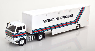 IXO 1:43 Volvo F88 Martini Racing Team Martini