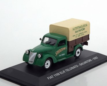 Atlas 1:43 Fiat 1100 ELR Pick up Telonato Savatori 1952