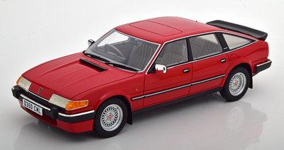 Cult Models 1:18 Rover 3500 Vitesse red 1985. resin model