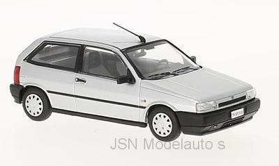 Premium X 1:43 Fiat Tipo 1995 zilver