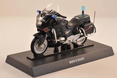 Atlas 1:43 BMW R850RT carabinieri blauw