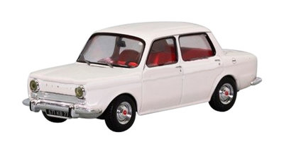 Odeon 1:43 Simca 1000 1967 ivoire ( by IXO )