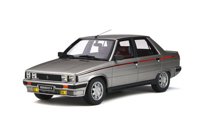 Otto Mobile 1:18 Renault 9 Turbo Ph.1 Silver 620, oplage 999 stuks