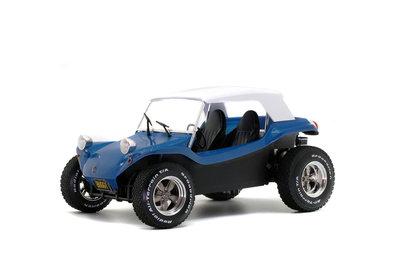 Solido 1:18 Meyers Manx Buggy 1970 blauw