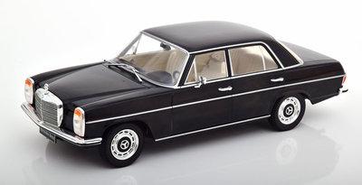 MCG 1:18 Mercedes 220D /8 W115 1978 zwart