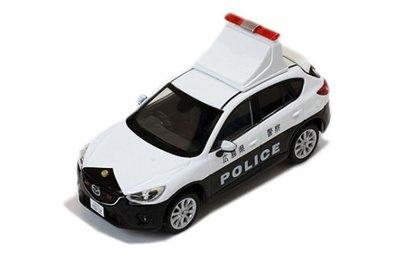 Premium X 1:43 Mazda CX-5 Japanese Police 2013 RHD