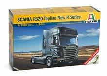 Italeri 1:24 SCANIA R620 V8 Topline New R Series bouwdoos