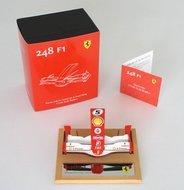 Amalgam 1:12 Ferrari 248 F1 neus