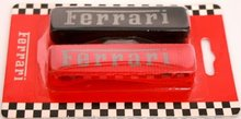 Ferrari Keycord rood en zwart set van 2 stuks
