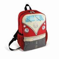 Volkswagen rugtas / travelbag rood 36 x 25 x 15 cm