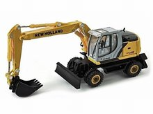 Atlas 1:87 New Holland WE170 graaf machine