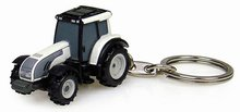 Universal Hobbies Valtra T series 2011 pearl white keyring