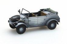 Artitec Kübelwagen VW82 grijs, Winter
