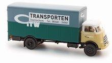 Artitec DAF Vrachtwagen kofferopbouw, cabâ59, âœGTWâ