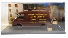 Atlas 1:43 Citroen C35 Demenageur La Fourgon Removal Man