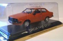 Atlas 1:43 Dacia 1410 Sport oranje
