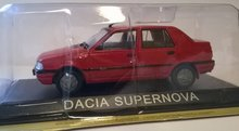 Atlas 1:43 Dacia Supernova rood