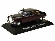 Atlas 1:43 Daimler DS420 Limousine Queen Mother bruin 1970