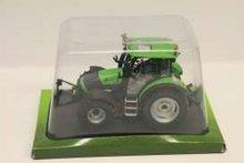 Atlas 1:43 Deutz K100 2006 groen tractor