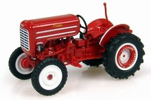Atlas 1:43 Energic 511 Tractor 1955 rood