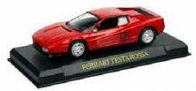 Atlas 1:43 Ferrari Testarossa rood