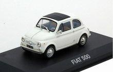 Atlas 1:43 Fiat 500 wit