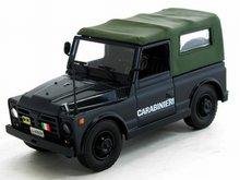 Atlas 1:43 Fiat Nuova Campagnola 1982 Carabinieri blauw