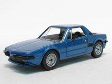 Atlas 1:43 Fiat x 1,9 blauw in blisterverpakking