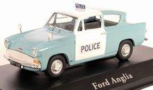 Atlas 1:43 Ford Anglia Metropolitan Police