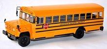 Atlas 1:43 GMC 6000 Schoolbus USA 1990