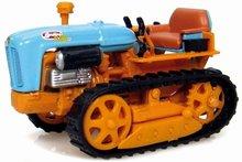 Atlas 1:43 Landini C25 Tractor 1977 blauw oranje