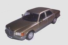 Atlas 1:43 Mercedes Benz 500 SE 1979 goud