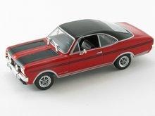 Altaya Ixo 1:43 Opel Commodore A Coupe GS E 1970 rood