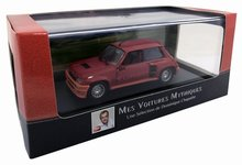 Atlas 1:43 Renault 5 Turbo 1981 rood