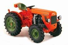 Atlas 1:43 Same DA 30 DT Trento Tractor 1956 oranje groen