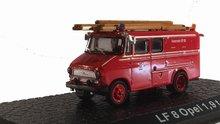 Atlas 1:72 Opel Blitz brandweer