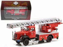 Atlas 1:72 Saurer 2 DM Fire Truck