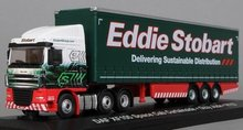 Atlas 1:76 Daf XF105 Space Curtainside Stobart