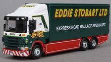 Atlas 1:76 Scania 94D box Eddie Stobart